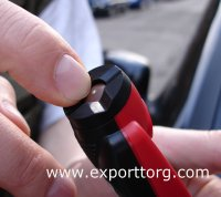 Lackdickenmessgerät PaintCheck, Schichtdickenmessgerät zur Lackdickenmessung am Auto