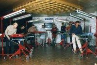 Schulung Ausbildung zum Dellendoktor, Dellendrücker, Beulendoktor