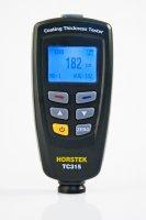Lackmessgerät TC-315, Schichtdickenmessgerät mit USB Kabel